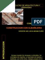 Albañileria 1era Parte
