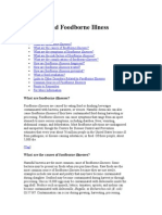 Bacteria and Foodborne Illness