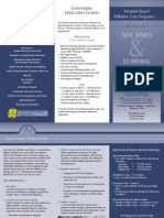 GA Center for Palliative Care Brochure