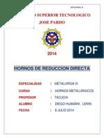 Reduccion Directa