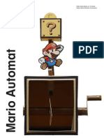 Mario Paper Automata