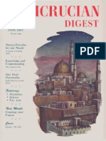 Rosicrucian Digest, January 1957