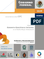 IMSS 491 11 GER Valoracixn Geronto Geriatrica