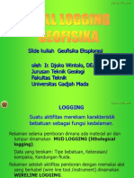 Well Logging Geophysics (Ina)