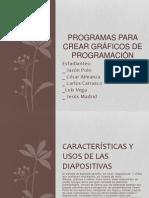 Programas Para Crear Gráficos de Programación