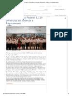 Entrega 07-08-2014 'Gobierno Federal 1,119 Beneficios en Vivienda a Reynosenses'