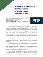 Bruno Bauer e o Início do Cristianismo - Engels