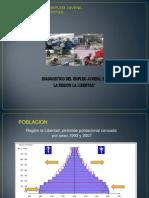 La Libertad Diagnóstico Del Empleo Juvenil en La Región1
