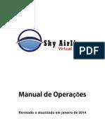 Manual de Operações