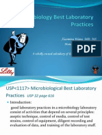 Microbiology Best Laboratory Practices