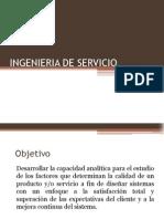 Ingenieria de Servicio