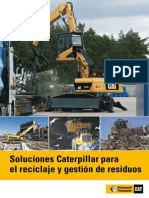 Catalogo Reciclaje y Residuos