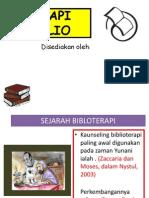 Terapi Biblio
