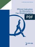 EDHEC-Risk Publication Efficient Indexation