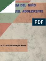 Psiquiatria Del Niño y Del Adolescente