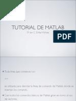 Tutorial de Matlab 2