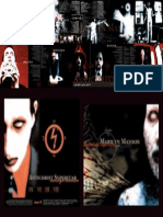 Digital Booklet - Antichrist Superstar