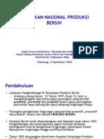 Kebijakan Nasional Produksi Bersih