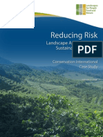 Reducing Risk Starbucks and Conservation International Case Study