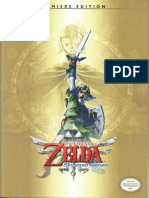 The Legend of Zelda Skyward Sword - Prima Guide