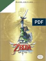 The Legend of Zelda Skyward Sword - Prima Guide