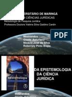 A Epistemologia Juridica.fim