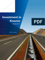 2013 Investment in Kosovo Website