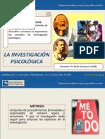 02 SEMANA - Investigación en Psicología