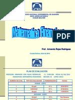 1. Matematica Financiera (i Unidad) -B-f y Cont
