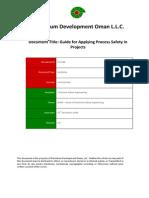 Revalidating process hazard analysis ccps parent