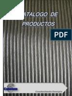 Catalogo de Productos 2008