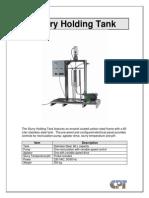 Holding Tank