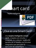 Exposision Tarjeta Inteligente