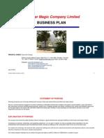 Business Plan Investors Bankers