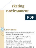Marketing Environment 5