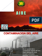 Calidad de AireEstándares y Procedimientos Ambientales