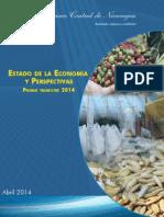 Estado Economia y Perspectivas Primer Trimestre 2014