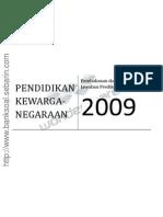 Kunci Kwn Un Smp2009