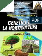 gntica d la horticultura