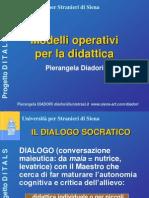 4C - Diadori - Modelli Didattica