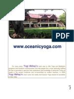 Yoga Teacher Training in Goa, India