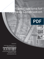 AASHTO Guide Specifications for Highway Construction
