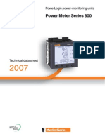 PM800 DataSheet