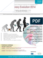 The Library Evolution 2014