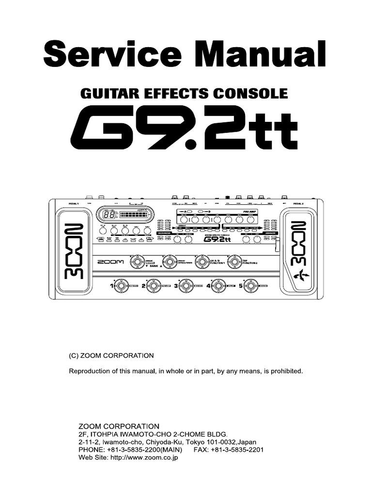 g9 2tt service manual amplifier power supply rh es scribd com Fujitsu General Fujitsu General Portal