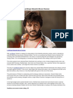 Lai Bhaari Marathi Movie Review