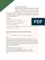 Modelo de Diligencias Preliminares Proceso Civil
