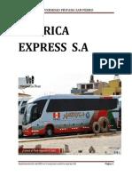 Balanced Scorecard Informeeeeamerica Express