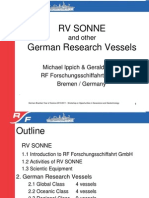 Germany Research Vessels