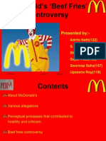Mcd Presentation